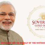 SGB Sovereign Gold Bond Scheme 2020-21 issued by RBI on behalf of the Government of India