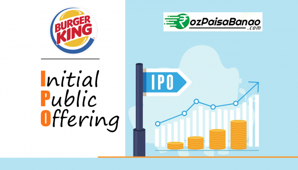 Burger King IPO Review and Details