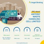 Antony Waste Handling Cell ltd IPO
