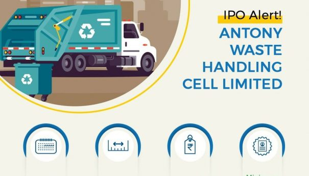 Antony Waste Handling Cell ltd IPO Review and Details