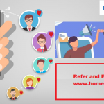 Make Money Online in Real Estate | Refer and Earn