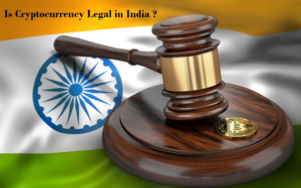 Is cryptocurrency trading legal in india