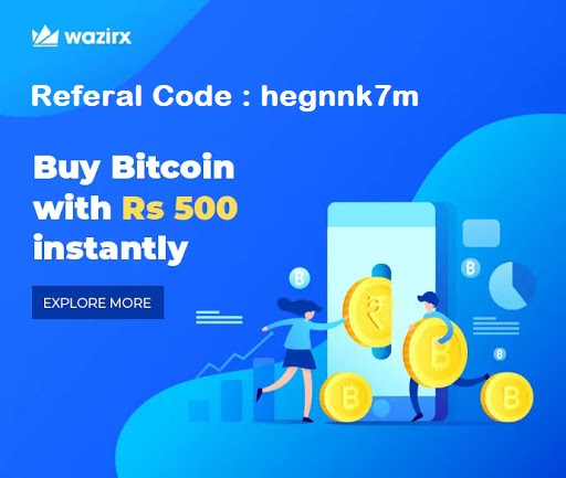 wazirx cryptocurrency exchange in india